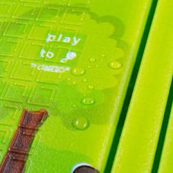 Multifunkčná skladacia hracia podložka PlayTo Cesta zelená #4