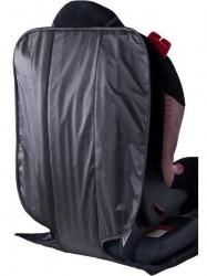 Ochranná podložka pod autosedačku Čierna #1