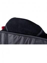 Ochranná podložka pod autosedačku Čierna #3