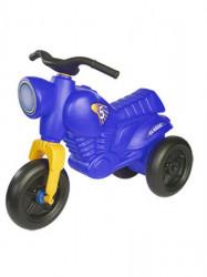 Odrážadlo Maxi Motor modrá