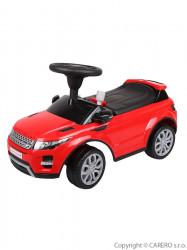 Odrážadlo Range Rover Bayo červené