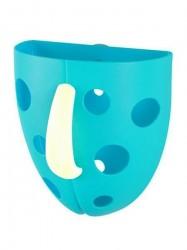 Plastový box na hračky do vane Baby Ono tyrkysový