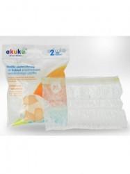 Popôrodné nohavičky Akuku  pre opakované použitie vel. XL biela