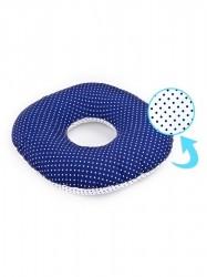 Popôrodný vankúš Sensillo modrý modrá