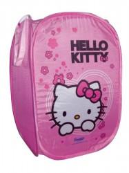 Praktický úložný box do detskej izbičky Hello Kitty