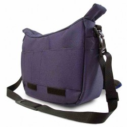 Prešívaná taška na kočík CARETERO black Čierna #2