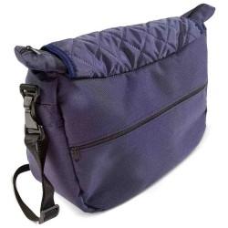 Prešívaná taška na kočík CARETERO black Čierna #4