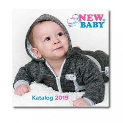 Propagačné materiály New Baby - katalóg 2019 balenie-10 ks podľa obrázku