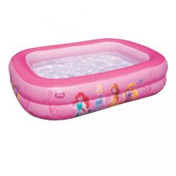 Rodinný nafukovací bazén Bestway Disney Princess ružová