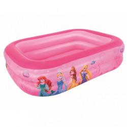Rodinný nafukovací bazén Bestway Disney Princess ružová #1