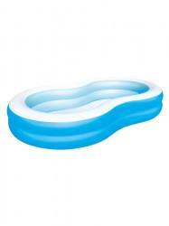 Rodinný nafukovací bazén Big Lagune Bestway modrá