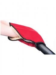 Rukávnik na kočík Sensillo 40x45 red Červená