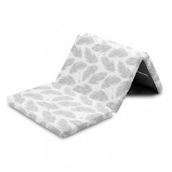 Skladacia matrac do postieľky Sensillo Pierka 120x60 cm podľa obrázku