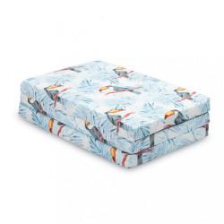 Skladacia matrac do postieľky Sensillo Tukany 120x60 cm podľa obrázku #2