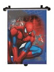 Slnečné roleta do auta Spider-man Červená
