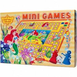 Stolná hra Mini Games Morská víla Žltá