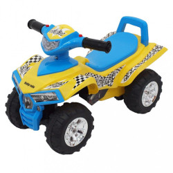 Štvorkolka Quad Baby Mix  YELLOW/BLUE Žltá