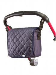 Taška na kočík CARETERO Carry-on navy tmavo modrá