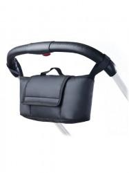 Taška na kočík CARETERO mini Čierna