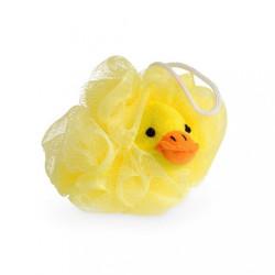 Umývacia kvetina Junior Calypso kačička Žltá
