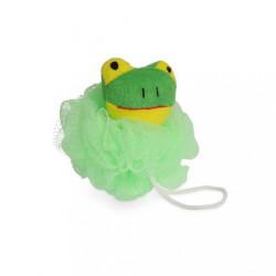 Umývacia kvetina Junior Calypso žabka zelená