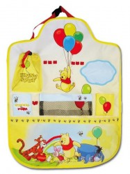 Vreckár do auta Disney Winnie The Pooh Žltá