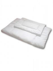 Výplne posteľnej obliečky New Baby 90/120 cm biela