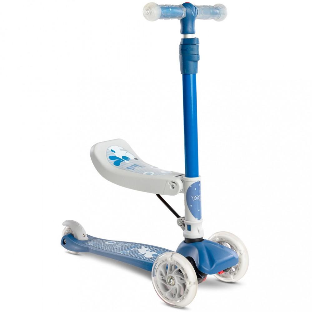 Detská kolobežka 2v1 Toyz Tixi blue modrá