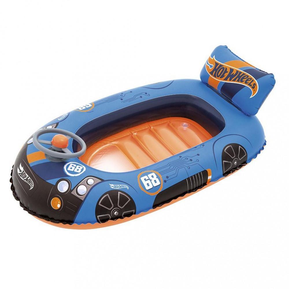 Detský nafukovací plavecký čln Bestway Wheels modrá