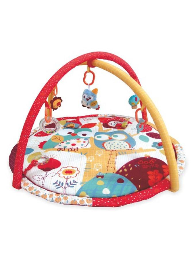 Hracia deka Baby Mix Sovička podľa obrázku