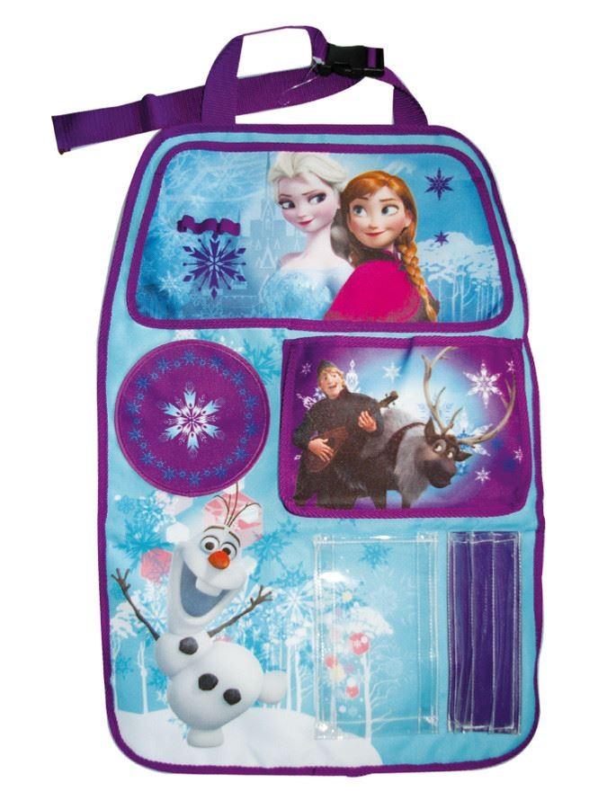 Vreckár do auta Disney Frozen 40x60 cm podľa obrázku