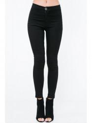 Čierne nohavice MP71723