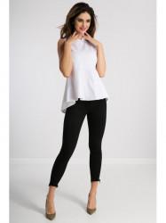 Čierne SLIM jeansy #5