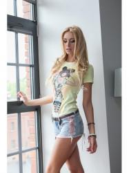 Citrónové tričko #2