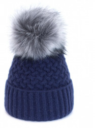 Dámska čiapka Chic, modrá