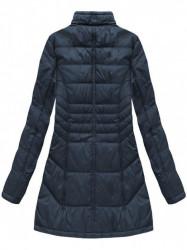 Dámska dlhá zimná bunda B1023-30, modrá #3