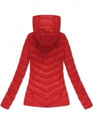 Dámska prechodná bunda W70BIG, červená