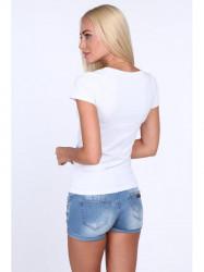 3ed1d1023fd2 Dámske tričká veľkosť XL - Locca.sk