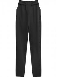 Dámske chino nohavice 295ART, čierne #1