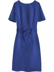 Dámske elegantné šaty 313ART, kráľovský modré