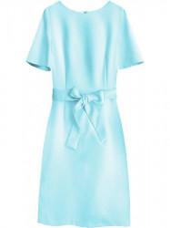 Dámske elegantné šaty 313ART, modré