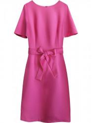 Dámske elegantné šaty 313ART, ružové