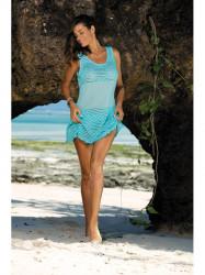 9b0347b1af4a Dámske plážové šaty Vivian M-414 (4)