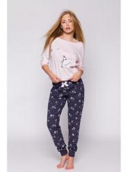 Dámske pyžamo Flaming