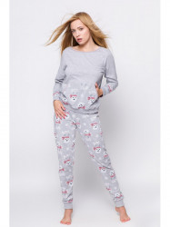 Dámske pyžamo Happy Owl