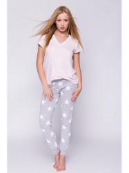 Dámske pyžamo Hviezda