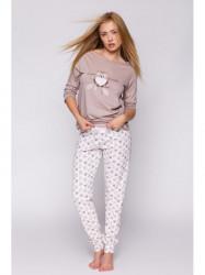 Dámske pyžamo Sova