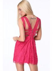 Dámske šaty s čipkou ZZ304 9bb1ebd4ecd