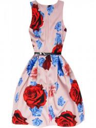 Dámske letné šaty veľkosť M - Locca.sk 78a72ca9e7b