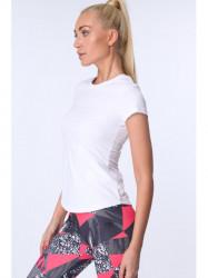 Dámske športové tričko MR16620, biele